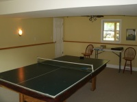 game room renovation in basment rehab