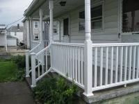 composite railing porch