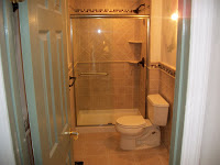 Complete Custom shower with glass doors